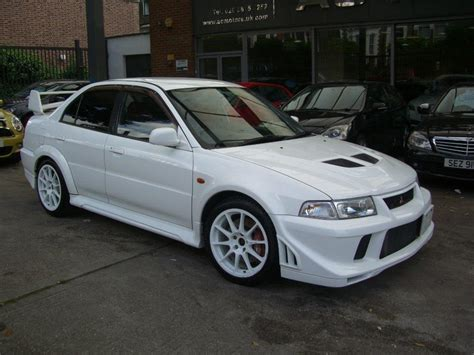 used mitsubishi evo used 2001 mitsubishi lancer evo vi 6 tommy makinen edition