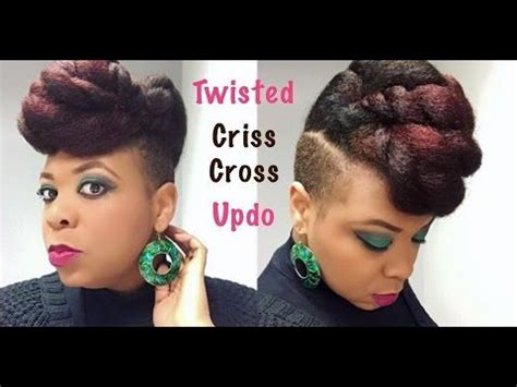 updo swag 1000 best images about hair natural tutorials on
