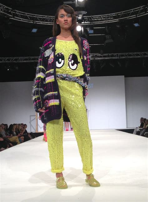 Graduate Fashion Week Trendwatch Nineties Neon 20 best images about chapter 19 the eighties the
