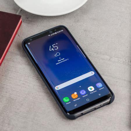 Samsung Galaxy S8plus Silicon Cover Original 1 official samsung galaxy s8 plus silicone cover silver grey mobilezap australia