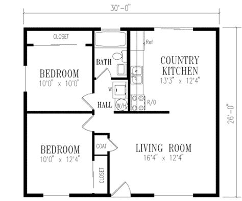 120 sq ft room main floor plan