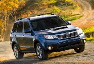 Smallest Subaru Small Suv Subaru Forester