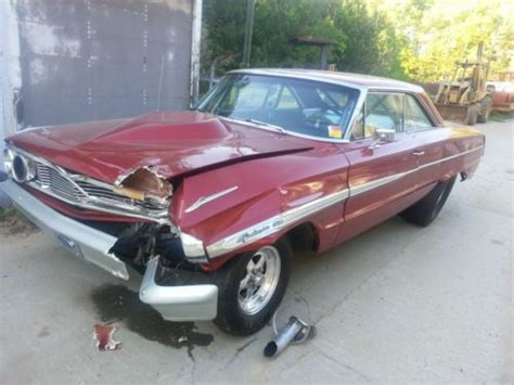 find   ford galaxie  pro street  race