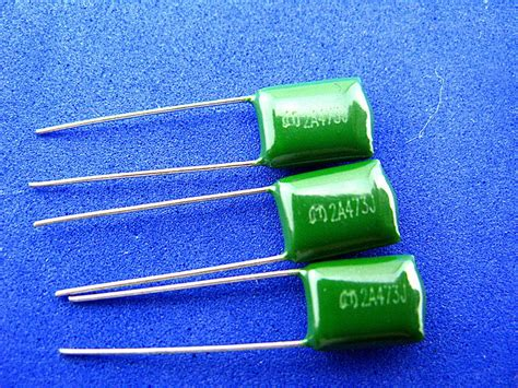 polyester capacitor what does it do 2a473j 100v 0 047uf 47nf polyester capacitor 500pcs lot polyester capacitor