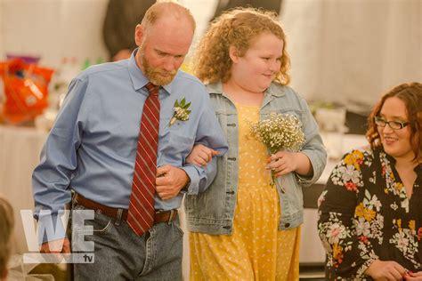 a honey boo boo bride youtube honey boo boo dad sugar bear s wedding photos