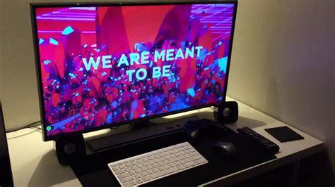 Tv Led Samsung Layar Cekung samsung tv monitor 32inch led 1080p t32e310