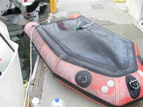 zodiac boat restoration inflatable boat paint restoration for repairing and