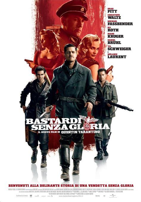 Quentin Tarantino Film Ita | cineocchio scheda bastardi senza gloria 2009 di