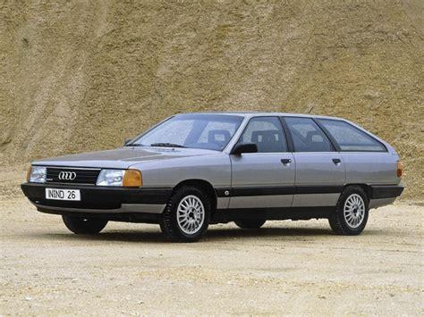 Audi 100 Avant by Audi 100 Avant 1982 1990