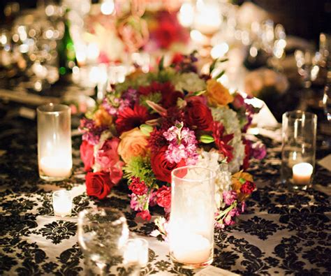 low centerpieces low centerpiece ideas wedding