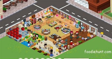 Newest Kitchen Designs cafeland facebook game ladyjava food paradise