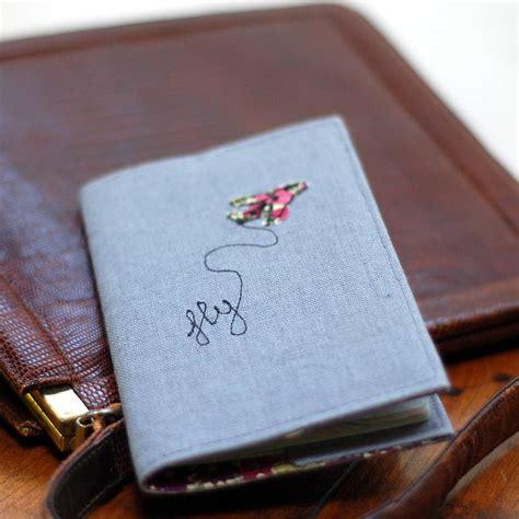 Handmade Passport Cover - handmade passport holder by handmade at poshyarns