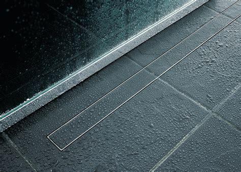 California Faucets' CeraLine Linear Shower Drain   Custom