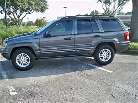 99 Jeep Laredo Buy Used 2004 Jeep Grand 2wd Laredo Special