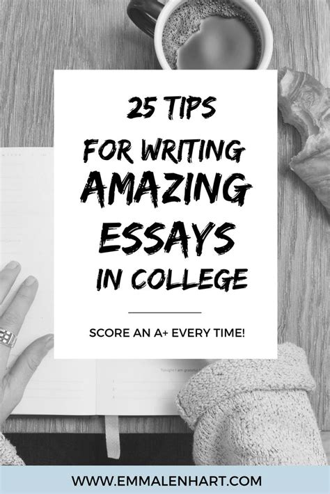 tips for writing college papers 25 amazing essay writing tips for college students to use