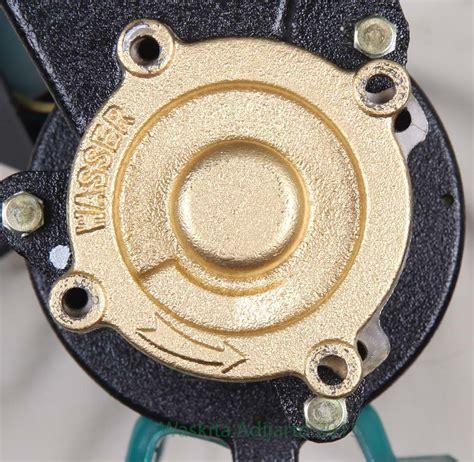 Tutup Kipas Seal pompa air wasser pw 139 ea elektrologi