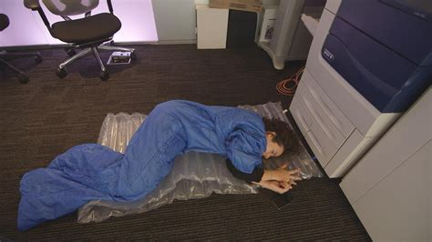 for a at work nap at work four products to sleep at the office