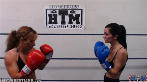 Hit The Mat Mixed Boxing by Vs Fights