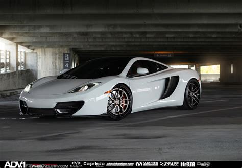 Mclaren Mp4 12c Adv005 Track Spec Cs Concave Wheels