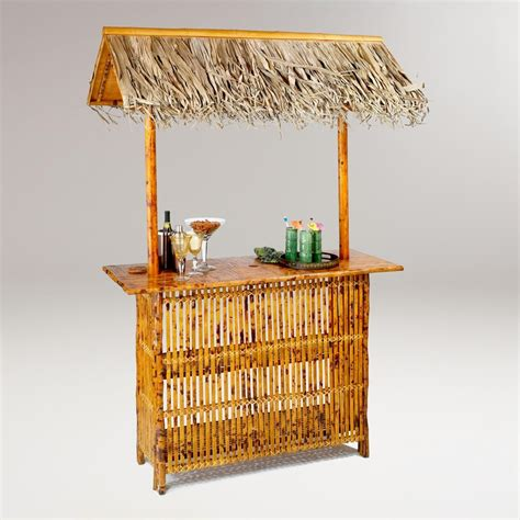 Table Top Tiki Bar Hut by 96 Best Backyard Tiki Bar Ideas Images On