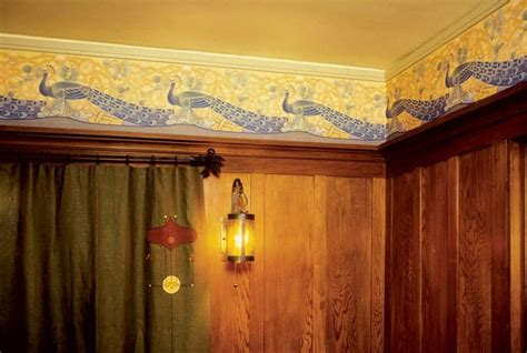Arts And Crafts Wall Paper - arts and crafts wallpaper house restoration