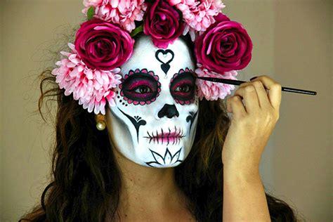 imagenes mujeres pintadas de catrinas maquillar quot catrinas quot y quot catrines quot es un arte con magia
