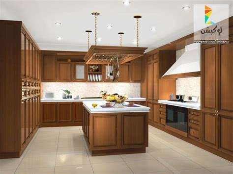 Timber Kitchen Cabinets with مطابخ معارض مطابخ مصر