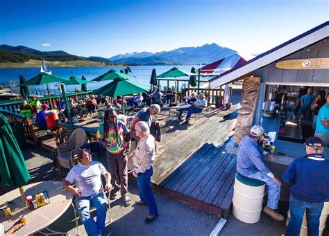 tiki bar tops the tiki bar in dillon co one of colorado top 5 beach bars