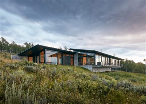 Wyoming Background Check 8 Cool Modern Homes In The Mountain West Curbed