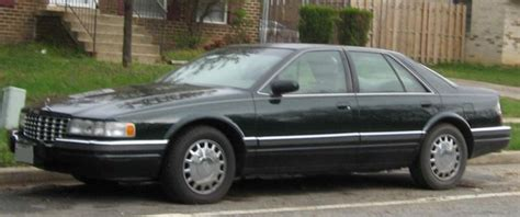 1993 Cadillac Seville by 1993 Cadillac Seville Information And Photos Zombiedrive