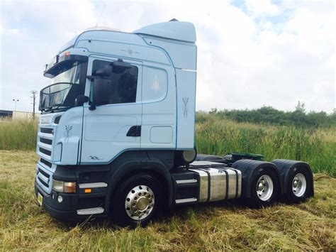 2006 scania r500 for sale