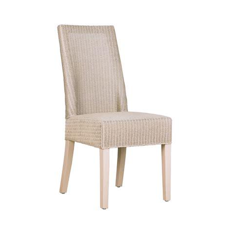 Lloyd Loom Sessel by Inadam Furniture Lloyd Loom Monaco Dining Chair Canvas