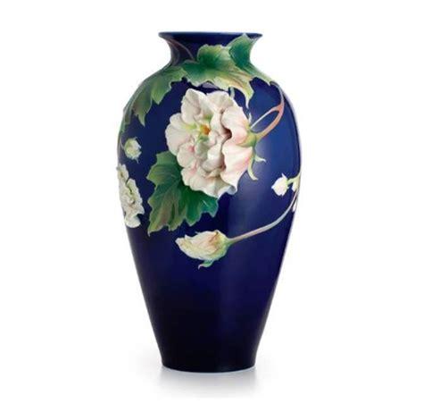 Big Flower Vase Design by Franz Porcelain Cotton Flower Large Vase Free
