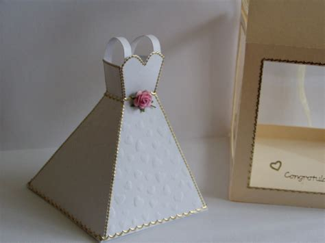 3d Wedding Card Template by Wedding Dress Template Complete With Display Box