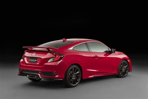 Civic Si News by New 2017 Honda Civic Si Coming Next Year With 1 5l Turbo