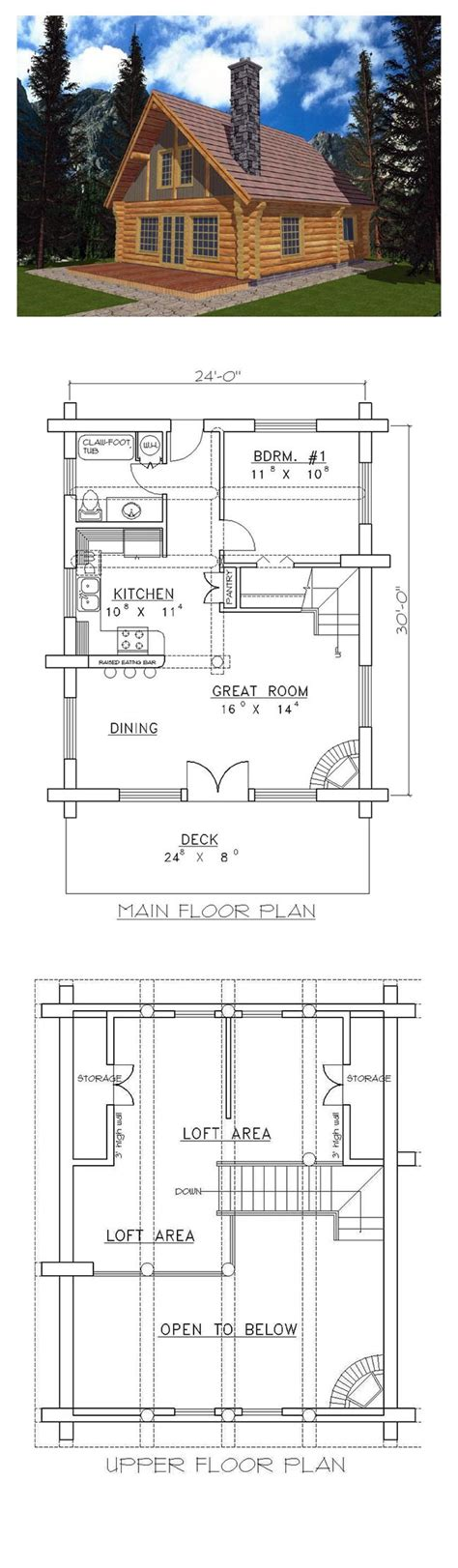 one bedroom log cabin plans best 25 1 bedroom house plans ideas on guest cottage plans small home plans and
