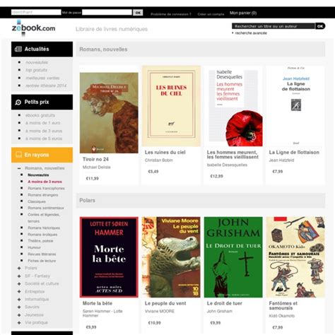 librerie ebook zebook librairie de livres num 233 riques ebooks epub