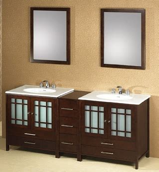 how to choose a bathroom vanity abode