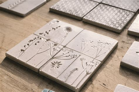 Handcrafted Ceramic Tiles - image gallery a on the tiles show house