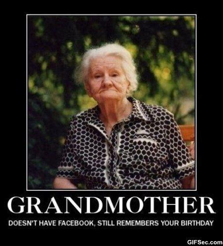 Meme Grandma - 30 legit reasons why grandparents are the cutest people on