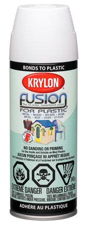 krylon fusion for plastic 174 satin white walmart ca