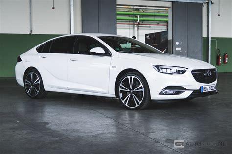 Rijtest En Opel Insignia Grand Sport 2017 Autoblog Nl