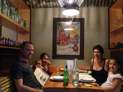 tiki hut thornbury lucy s birthday bbq and thai tiki hut in a heatwave the