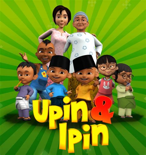 wallpaper animasi upin ipin gambar kartun animasi gambar foto wallpaper