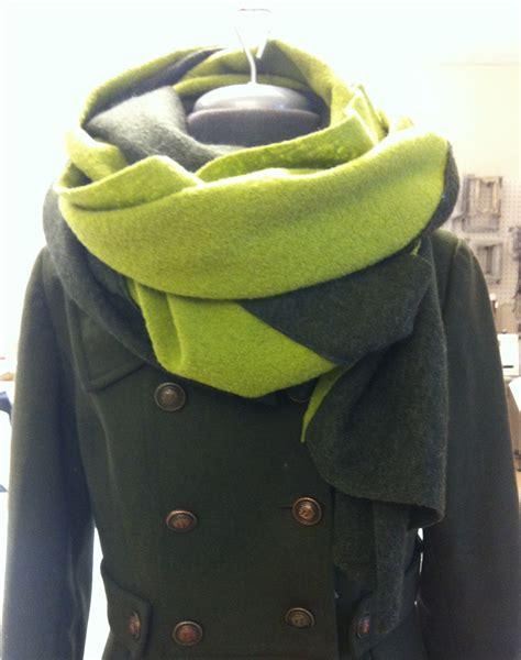 pfaff bias cut wool scarf