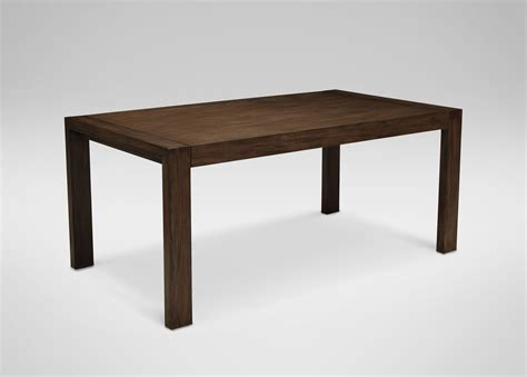 ethan allen dining room table ryker dining table ethan allen