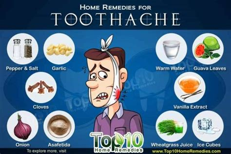 best toothache home remedy that works the whoot