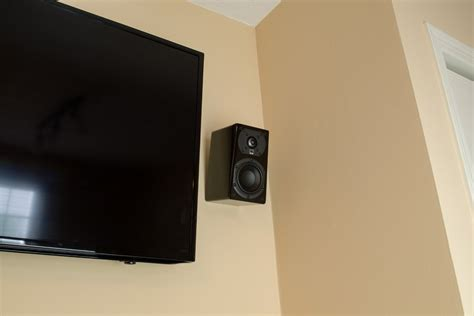 svs prime satellite speaker compact home theater sound