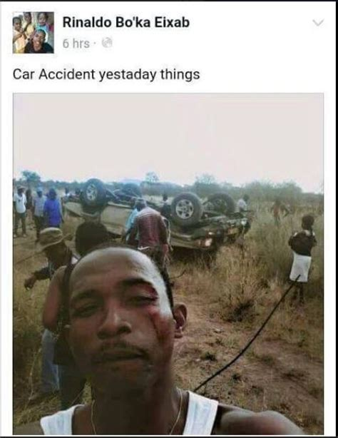 the selfie addiction top 16 worst types of selfies techiesng injured accident victim takes selfie at crash