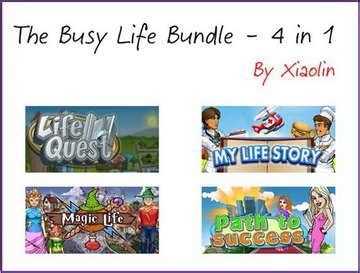 Bundle Request 4 the busy bundle 4 in 1 free